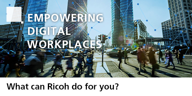 What can Ricoh do for you?