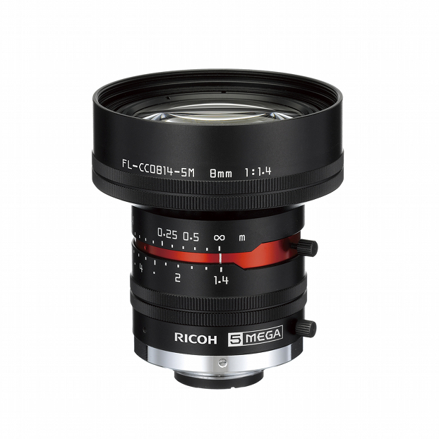 Fa Camera Lens Industrial Products Ricoh